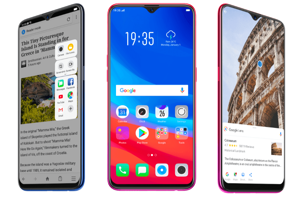 oppo f9 01 - OPPO F9 Launches in PH for PhP17,990!