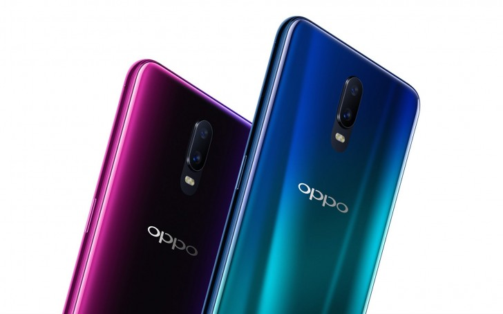 OPPO R17 Makes its Debut: Snapdragon 670 and an In-Display Fingerprint Scanner
