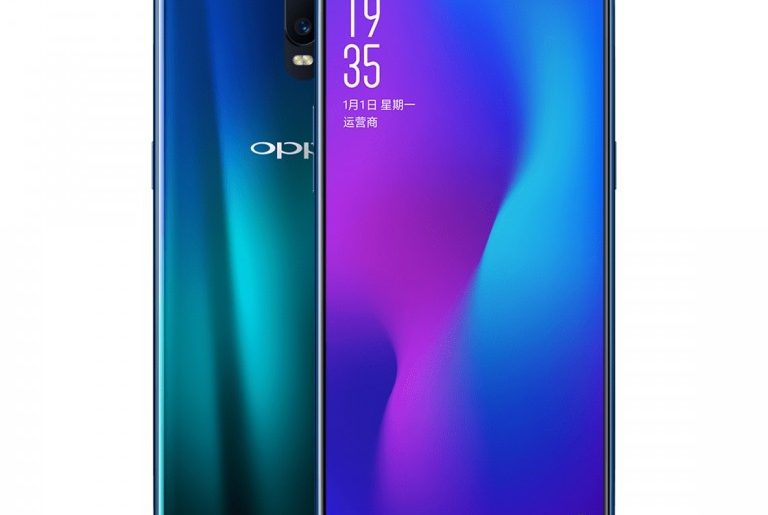 oppo r17 2 768x515 - OPPO R17 Makes its Debut: Snapdragon 670 and an In-Display Fingerprint Scanner