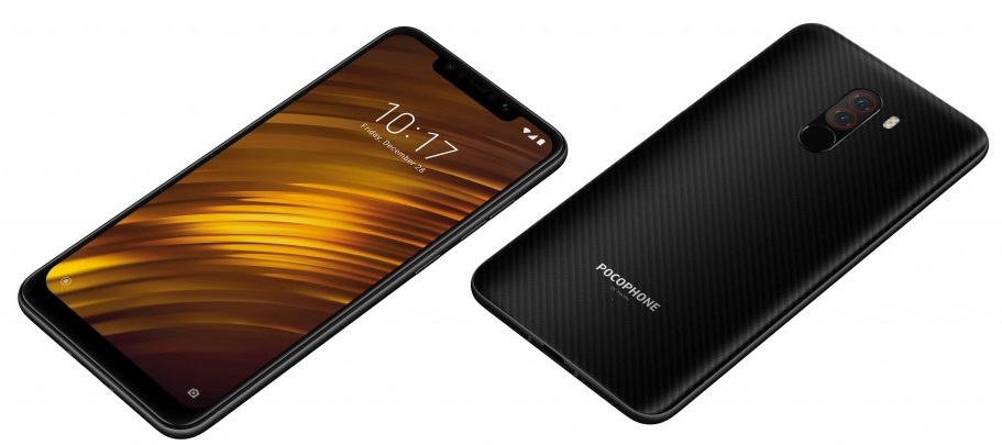 pocophone f1 4 - The $300 Xiaomi Pocophone F1 has a Snapdragon 845!