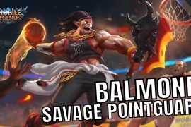 "savage pointguard 270x180 - Mobile Legend's Balmond ""cosplays"" as a warmonger Orc basketballer"