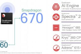 sd670 1 270x180 - Qualcomm Snapdragon 670 Now Official