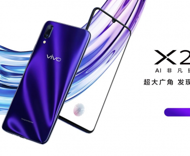 x23 2 370x305 - Vivo X23 Goes Live in Company's Chinese Website, Up for Pre-Order!