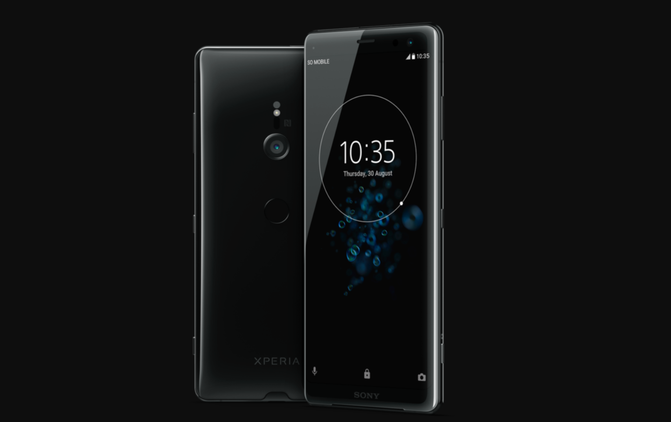 xperia xz3 - Sony Xperia XZ3 Goes Official with a New Design!