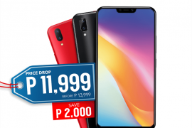 y85 price cut 1 270x180 - The Vivo Y85 is Now Priced at Only PhP11,995!