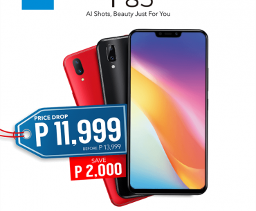 y85 price cut 1 370x305 - The Vivo Y85 is Now Priced at Only PhP11,995!