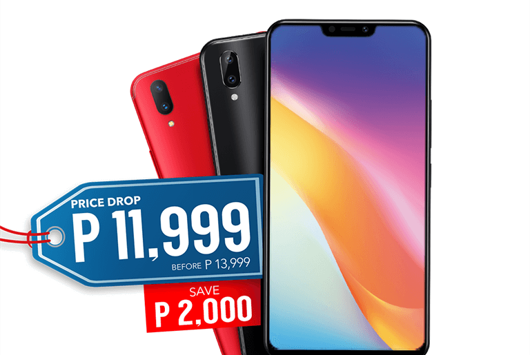 y85 price cut 1 768x515 - The Vivo Y85 is Now Priced at Only PhP11,995!
