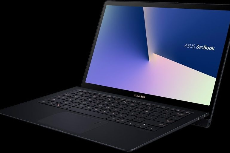 zenbook s 5 770x513 - The ASUS ZenBook S has a 20-Hour Battery Life!