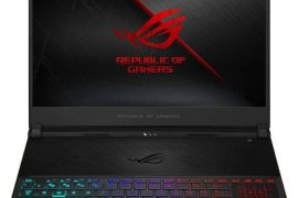zephyrus s 1 270x180 - ASUS ROG Debuts the Slimmest Gaming Laptop in the World - The Zephyrus S (GX531)