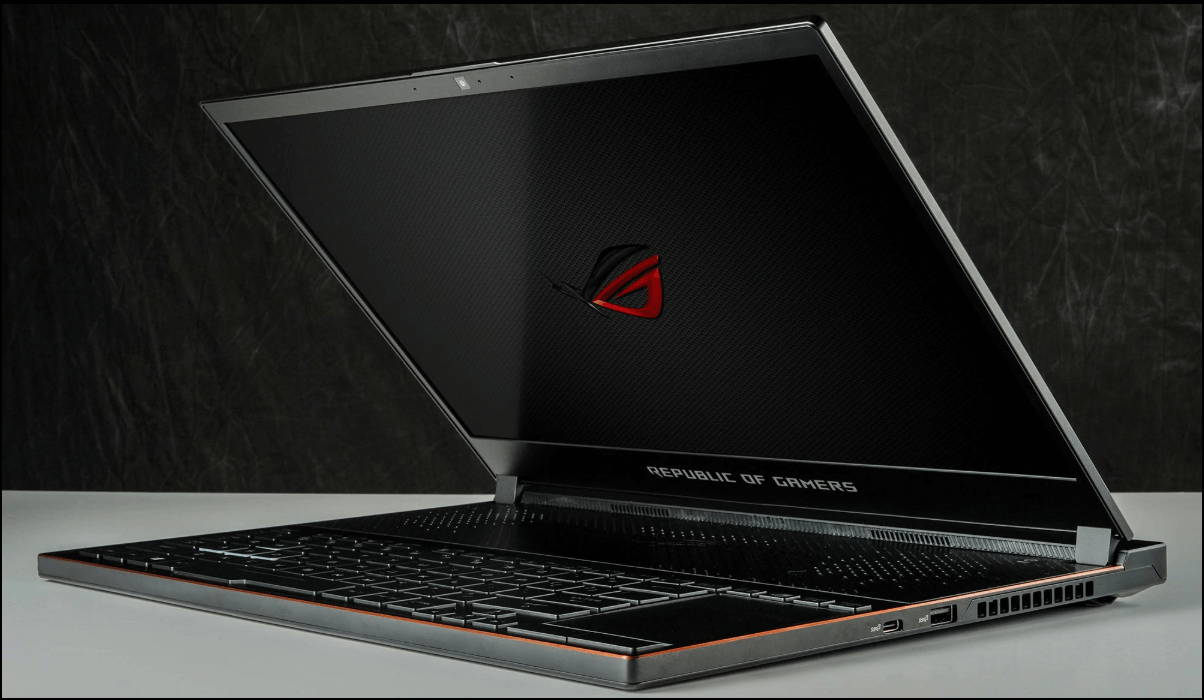 ASUS ROG Debuts the Slimmest Gaming Laptop in the World - The Zephyrus S (GX531)