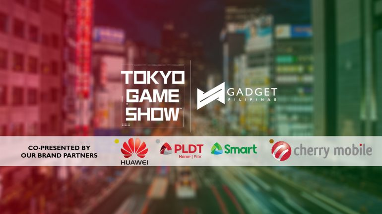 We are going to Tokyo Game Show 2018