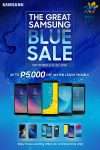 BLUE SALE Final Low Res 100x150 - Samsung Announces Great Blue Sale: Up to PhP5,000 on Select Smartphones!
