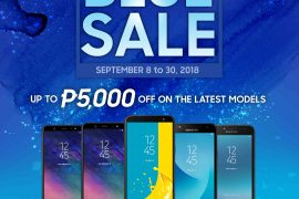 BLUE SALE Final Low Res 270x180 - Samsung Announces Great Blue Sale: Up to PhP5,000 on Select Smartphones!