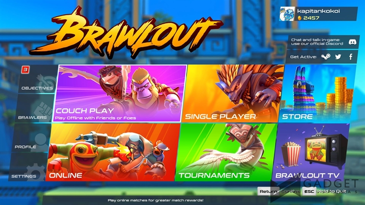 Brawlout: 5 Things We Love About This Game