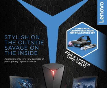 Lenovo Legion Star Wars Jedi Challenges bundle 370x305 - Get Star Wars: Jedi Challenges FREE with Every Purchase of Select Lenovo Legion Laptops!