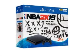 NBA 2K19 Playstation 4 Bundle now available!