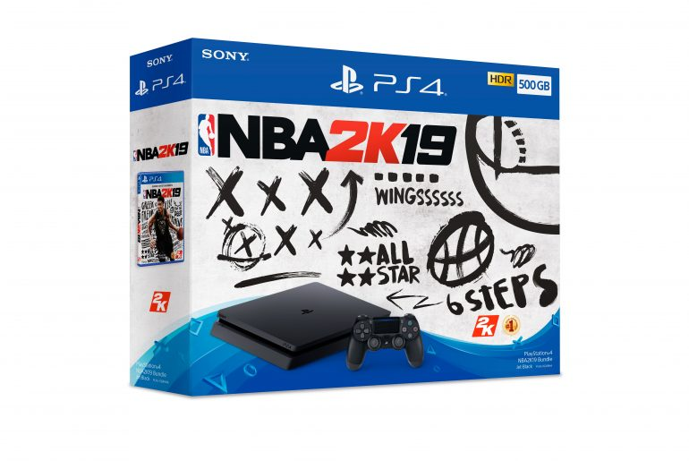 NBA2K19 PS4 Bundle Gadget Pilipinas 770x515 - NBA 2K19 Playstation 4 Bundle now available!