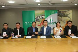PLDT Smart and OPPO 1 270x180 - OPPO A71 Now More Affordable Through Smart!