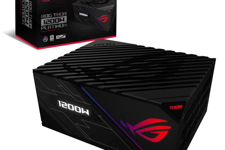 ROG Thor Series Power Supplies Coming to PH This October!