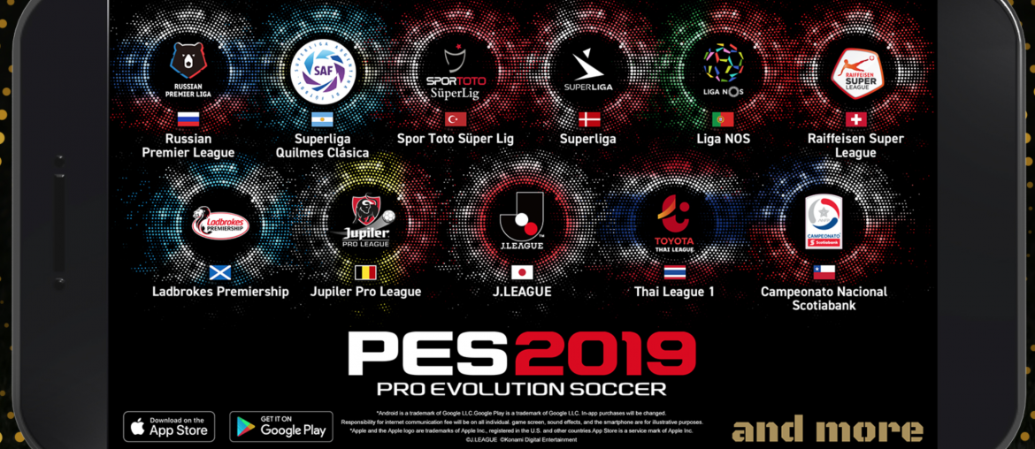 """Screen Shot 2018 09 21 at 1.16.38 AM 1170x508 - TGS 2018: PES mobile game to be updated to """"Winning Eleven 2019"""" this December!"""