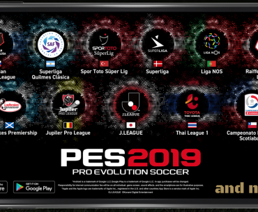 "TGS 2018: PES mobile game to be updated to ""Winning Eleven 2019"" this December"