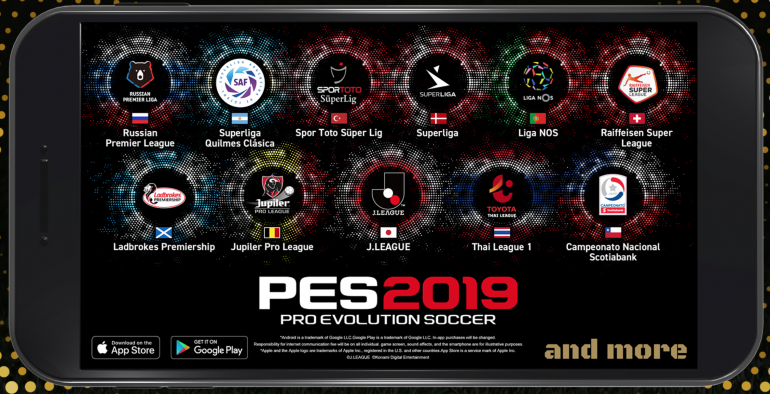 "Screen Shot 2018 09 21 at 1.16.38 AM 770x394 - TGS 2018: PES mobile game to be updated to ""Winning Eleven 2019"" this December!"