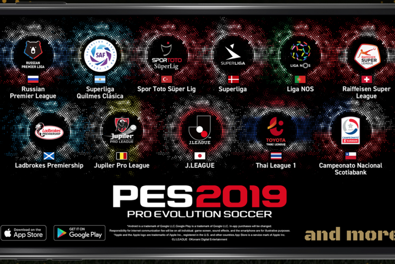 "Screen Shot 2018 09 21 at 1.16.38 AM 770x515 - TGS 2018: PES mobile game to be updated to ""Winning Eleven 2019"" this December!"