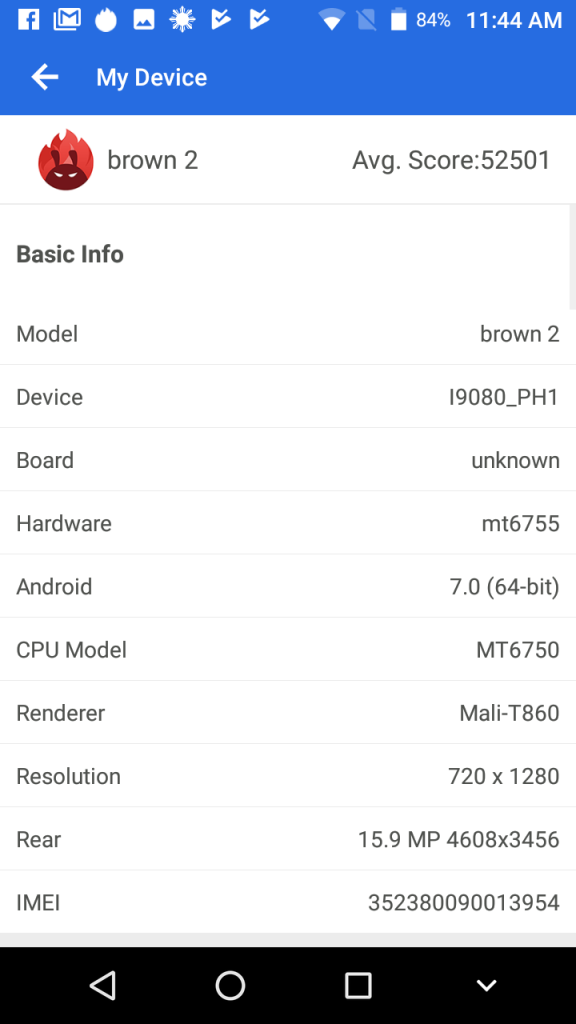 Screenshot 20180915 114443 576x1024 - MyPhone Brown 2 Review