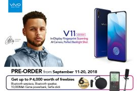 Vivo V11 Preorder 270x180 - Vivo V11 Now Available for Pre-Order