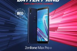ZenFone Max Pro M1 3GB 32GB Variant Now Available 270x180 - ASUS ZenFone Max Pro M1 3GB + 32GB Variant Now Available in Stores Nationwide!