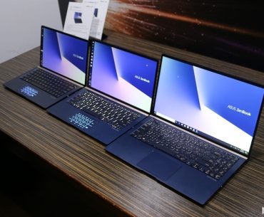 ASUS Launches ZenBook 13, 14, and 15 in PH