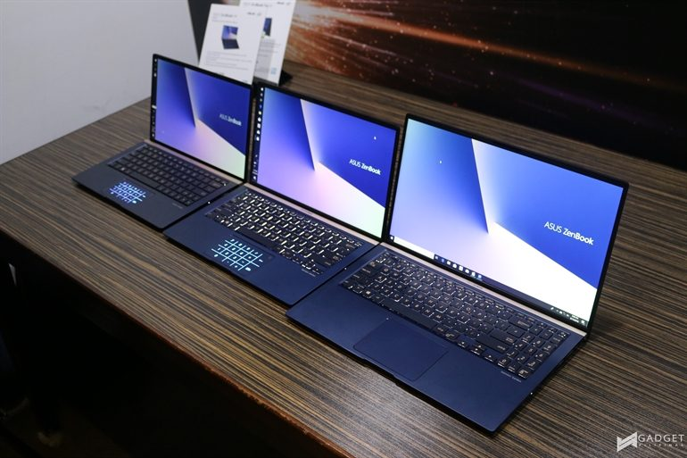 Zenbook 2018 Series 6 770x513 - ASUS Launches ZenBook 13, 14, and 15 in PH