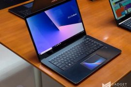 Zenbook Pro with ScreenPad 52 270x180 - ASUS Launches ZenBook Pro 14 and 15 in PH