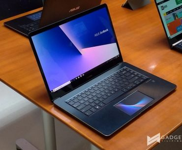 Zenbook Pro with ScreenPad 52 370x305 - ASUS Launches ZenBook Pro 14 and 15 in PH