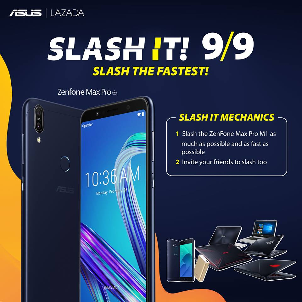 asus lazada, Get the Best Deals on ASUS Products at Lazada's 9.9 Sale!, Gadget Pilipinas