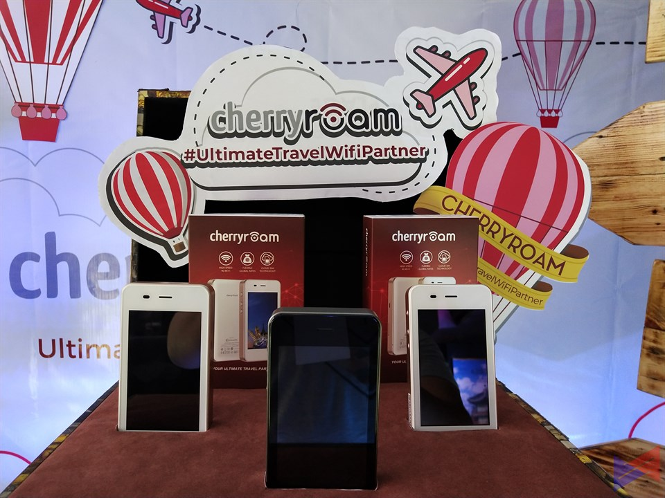Say Hello to CherryRoam - Your Ultimate Travel WiFi Partner