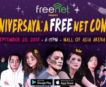Freenet Celebrates its 3rd Year with Freeniversaya: a FREEnet Concert!