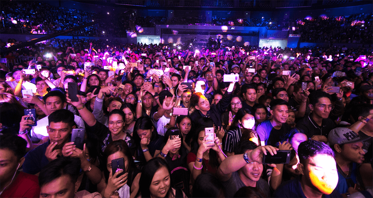 Voyager Gives Filipinos the Ultimate Digital Concert Experience
