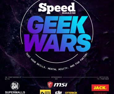 Speed Magazine Holds Annual Geek Wars at SM Cyber Month Launch
