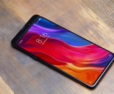 Xiaomi's Upcoming Mi Mix 3 has a Sliding Back Panel?