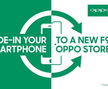 You Can Now Purchase an OPPO Smartphone by Trading-In Your Current Device!
