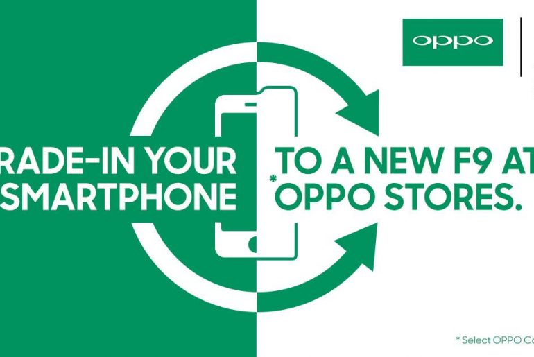 oppo trade in 770x515 - You Can Now Purchase an OPPO Smartphone by Trading-In Your Current Device!
