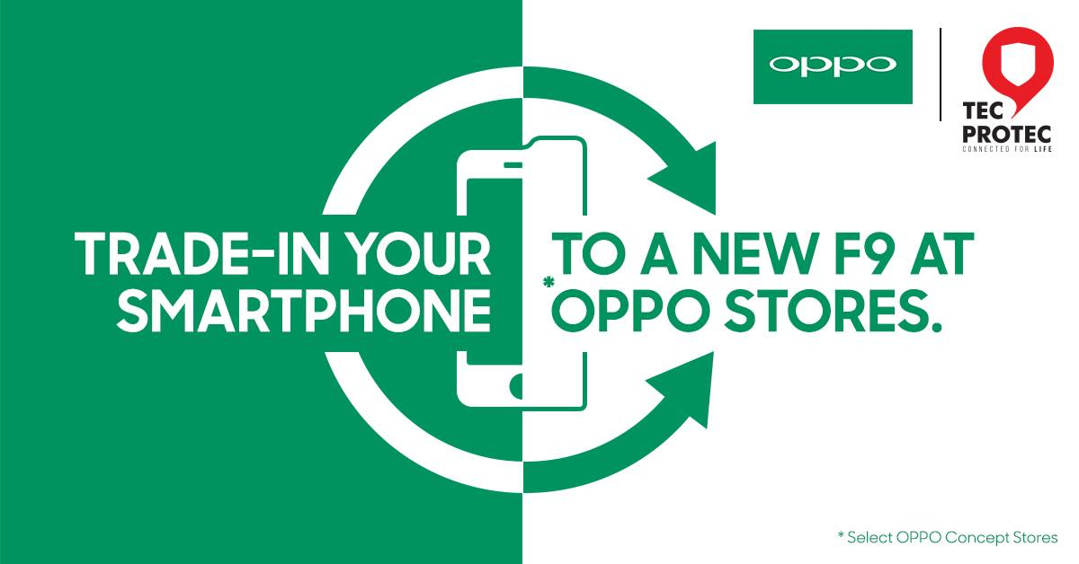 oppo trade-in, You Can Now Purchase an OPPO Smartphone by Trading-In Your Current Device!, Gadget Pilipinas