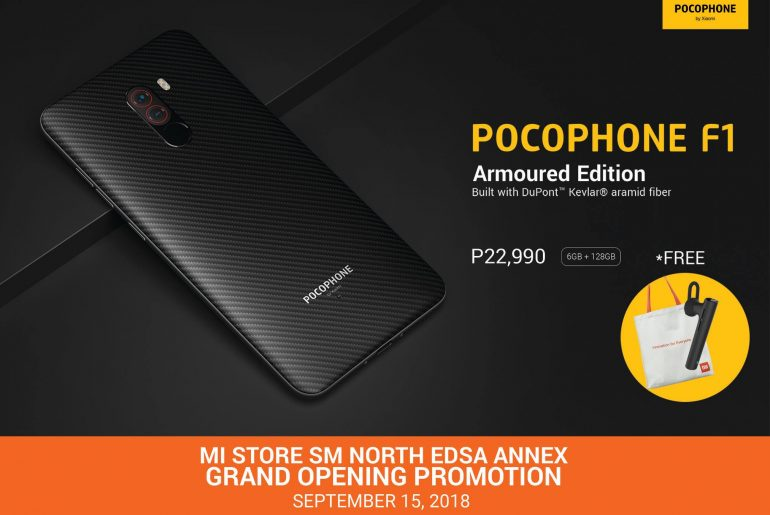 Pocophone F1 Armoured Edition Coming to PH!