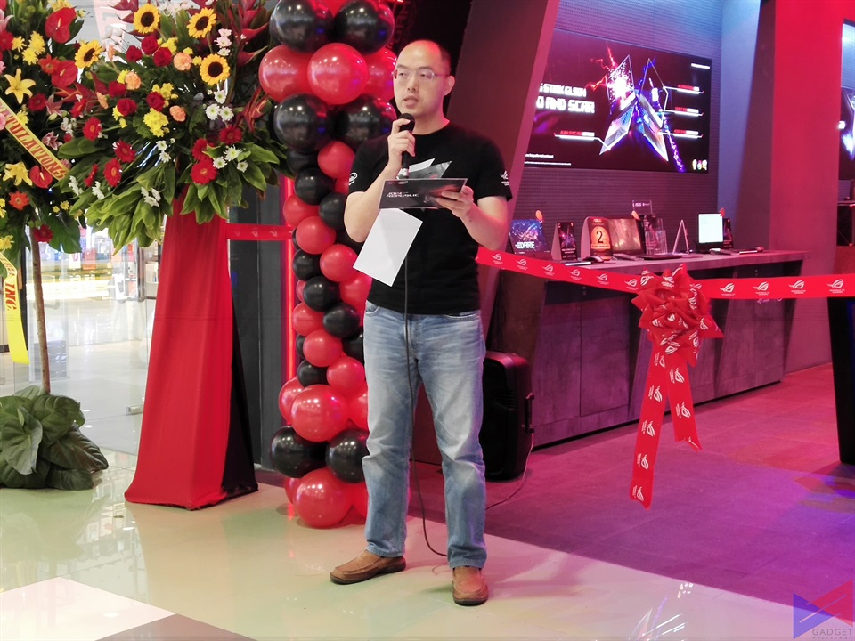 ASUS Opens Newest ROG Concept Store in SM Mall of Asia!