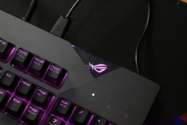rog flare 15 270x180 - ASUS ROG Strix Flare Mechanical Gaming Keyboard Review