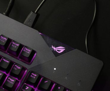 ASUS ROG Strix Flare Mechanical Gaming Keyboard Review