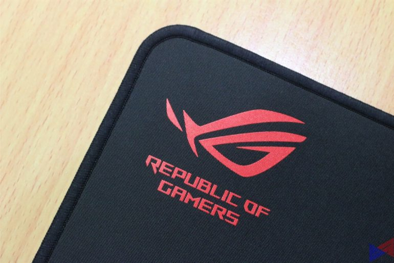 ASUS ROG Scabbard Gaming Mousepad Review