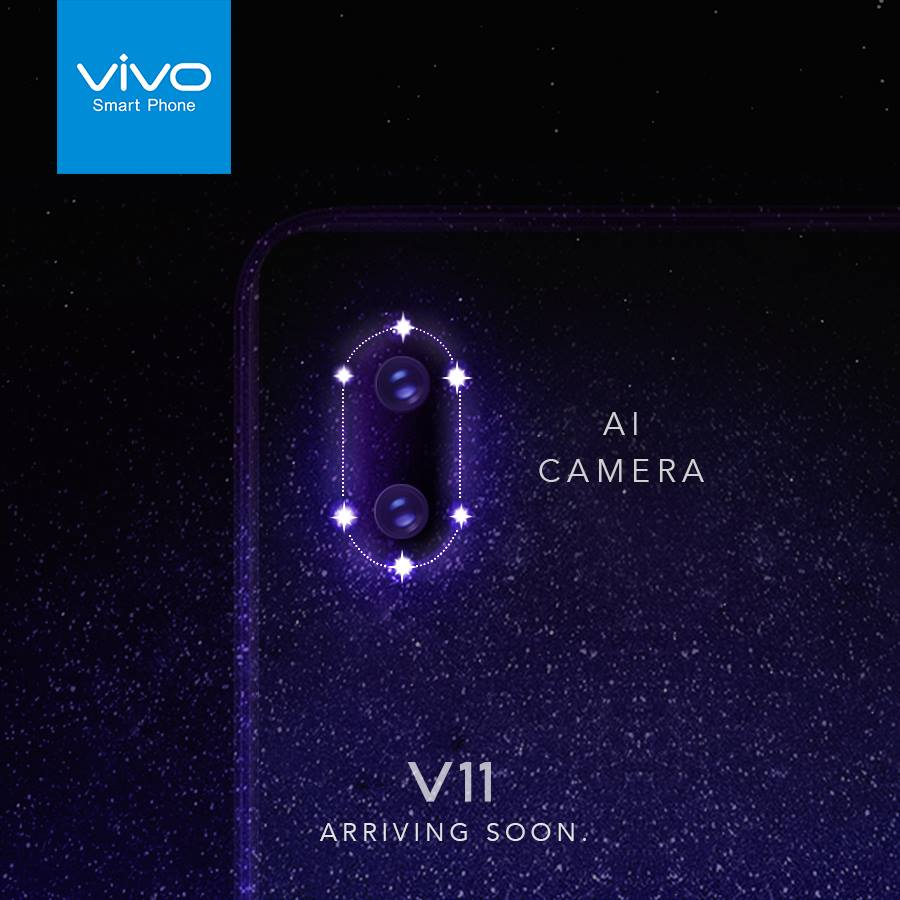 v11 camera - Vivo V11 to Launch in PH on Setpember 11!