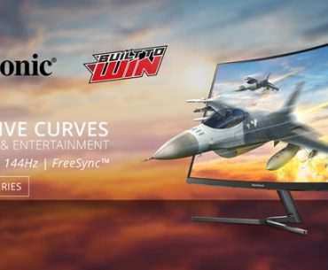 ViewSonic Launches VX58 Curved Monitor Series in PH